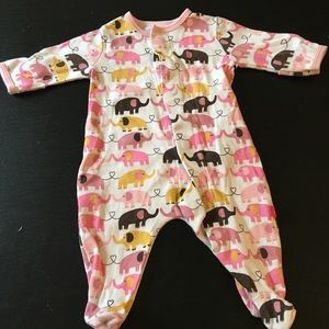 Magnificent Baby Magnetic Me Jammies 0-3 Months